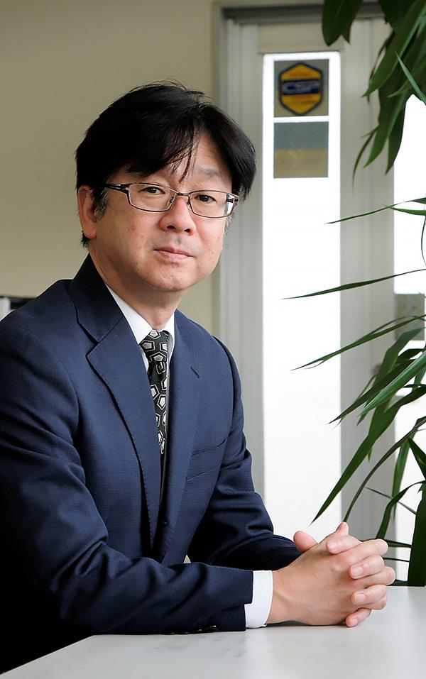 代表取締役 菅康紀
